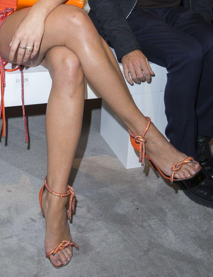 Rita Ora's Feet << wikiFeet