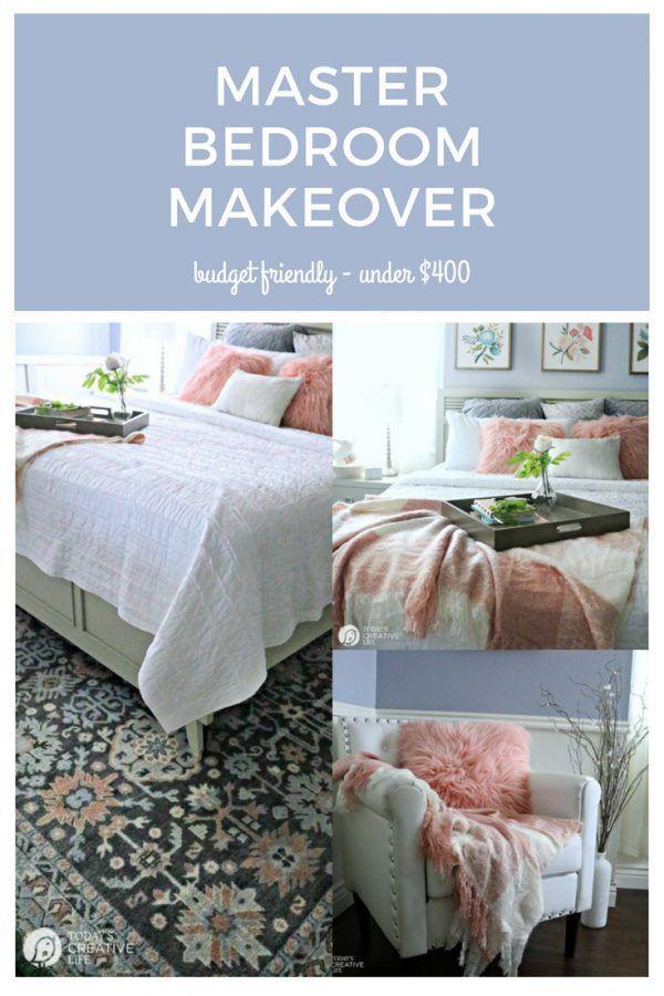 Budget Friendly Bedroom Decorating Ideas Budget Bedroom Makeover Home Decor Bedroom Home Decor