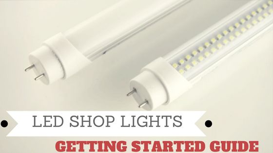 LED Shop lights are becoming more and more affordable for us consumers. Make sure you take the time to properly do the research for the right garage LED lights for you.