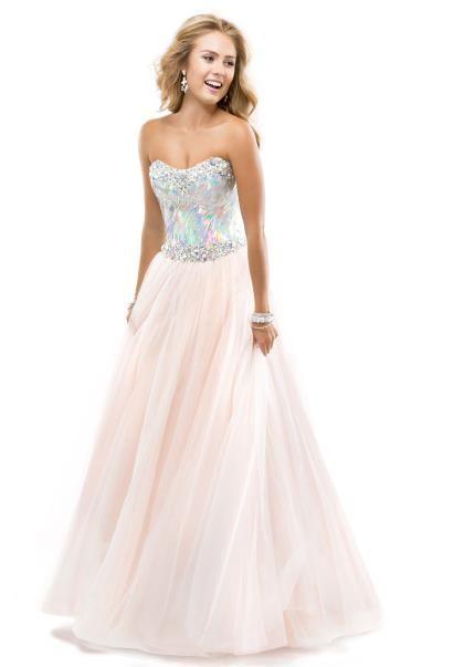12 best Roze bal/gala jurken images on Pinterest | Formal dresses ...