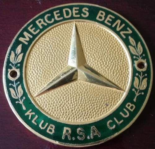 Mercedes Benz club south Africa