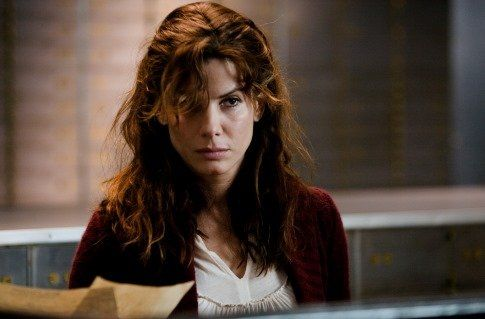 Sandra Bullock in Premonition (2007). An incredible, eerie, suspense/ psychological thriller, having to do with the gift of seeing into the future. Sandra's performance in this film is one of her best. Phenomenal.