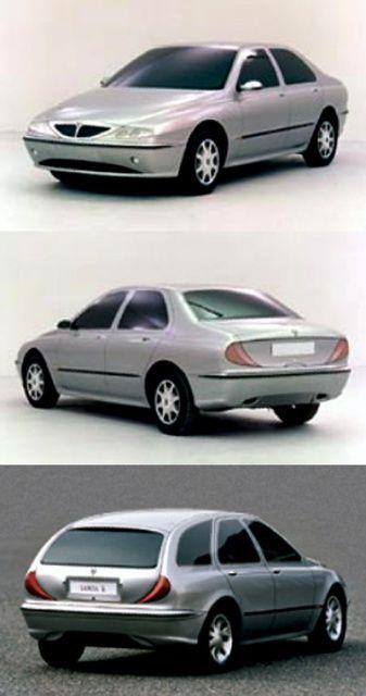 OG | Lancia Libra | Mock-ups