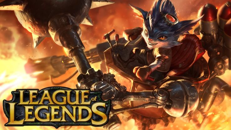 League of Legends - Rumble Time