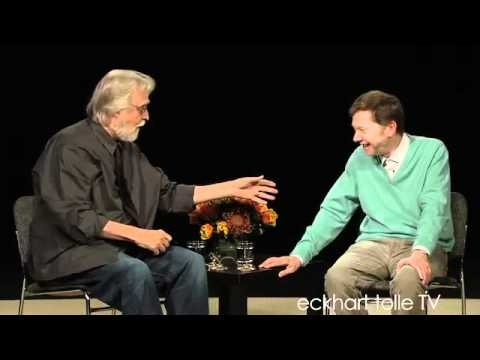 "Eckhart Tolle interviewing Neale Donald Walsch, Author of ""Conversations With God"""