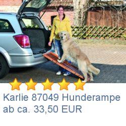 Einstiegshilfen für Hunde - jetzt ansehen und vergleichen unter http://www.hunderampe24.de/einstiegshilfe-fuer-hunde/