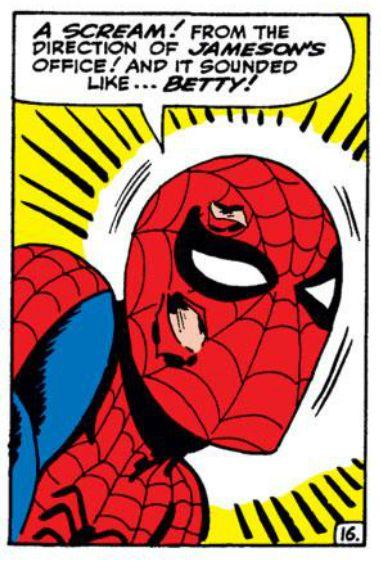 Steve Ditko, Amazing Spider-Man #20