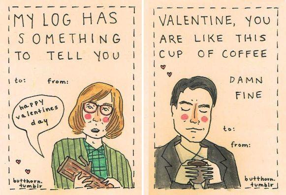 twin peaks valentines...next year.