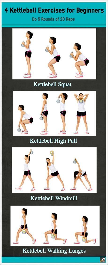 4+Kettlebell+Exercises+for+Beginners