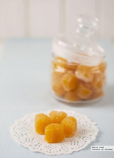 Gominolas de mango