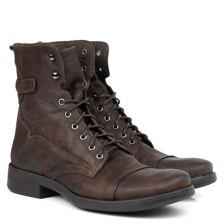 Black Boots - Bota Black Boots Bm27 Marrom - BlackBoots