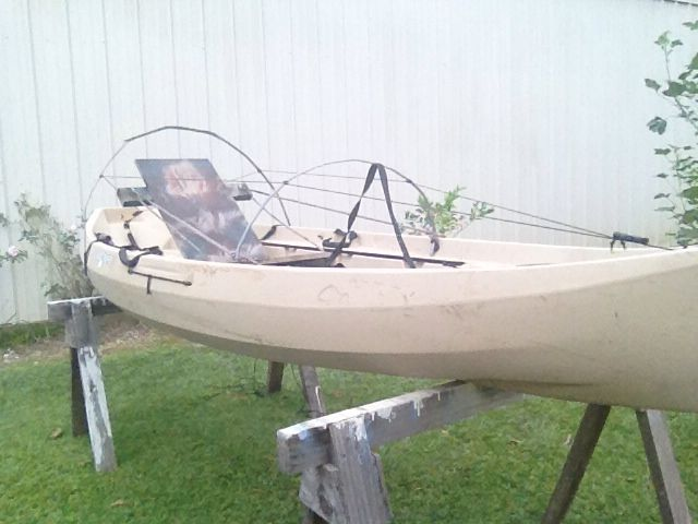 Canoe Yact Knowing Diy Kayak Blind