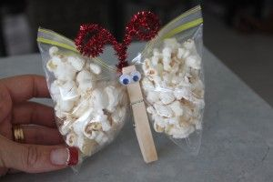 Healthy and Eco-friendly Kid's Party Bags