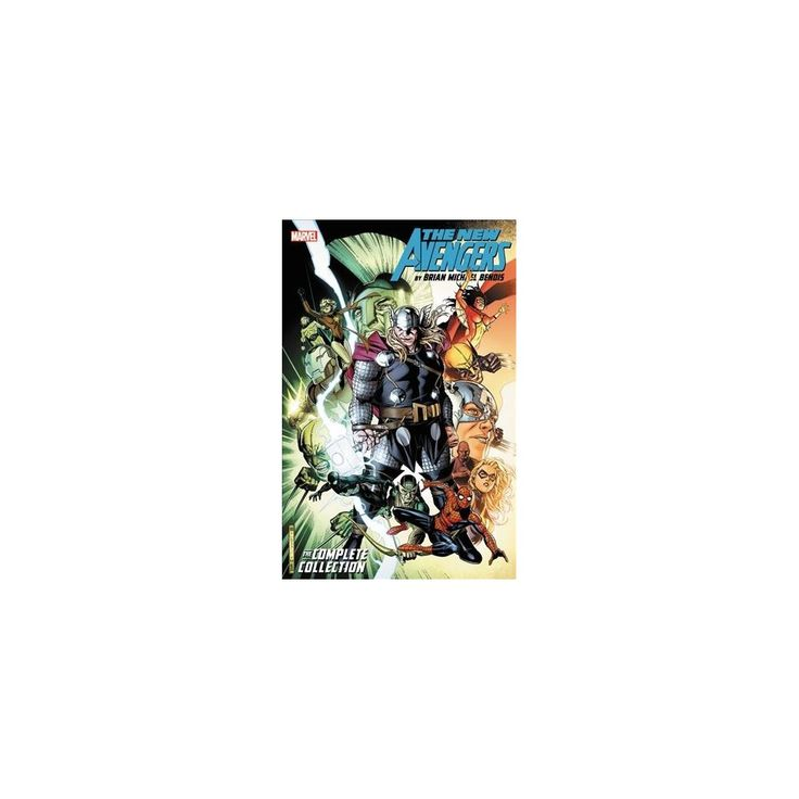 New Avengers 5 : The Complete Collection (Reprint) (Paperback) (Brian Michael Bendis)