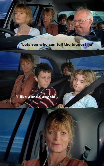 I like Auntie Angela - Outnumbered
