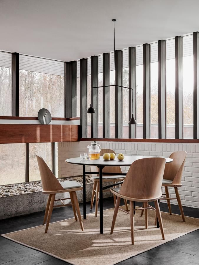 Menu Snaregade Dining Table von Norm Architects, 2018