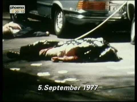 1977 terrorherbst in deutschland schleierermordung und entf hrung der landshut geschichte. Black Bedroom Furniture Sets. Home Design Ideas