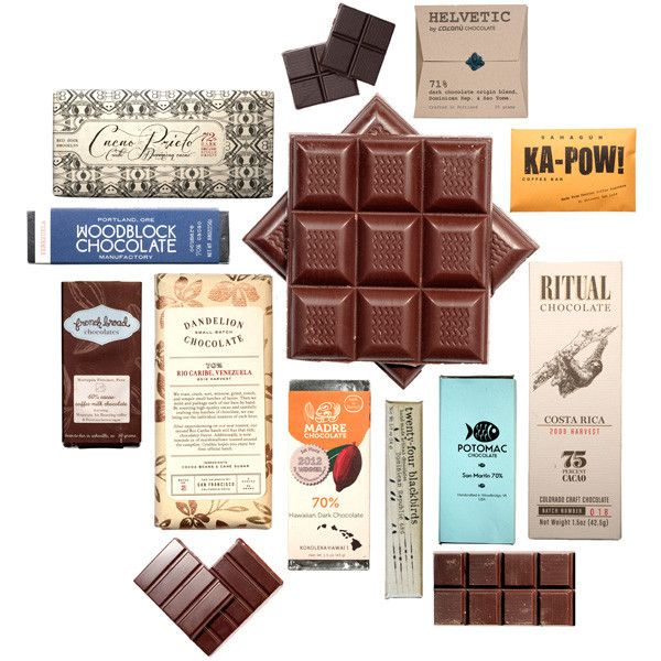 Great gifts for women: Single Origin Chocolate Taster at Mouth