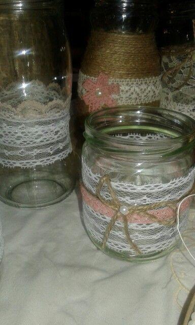 subby chic jars