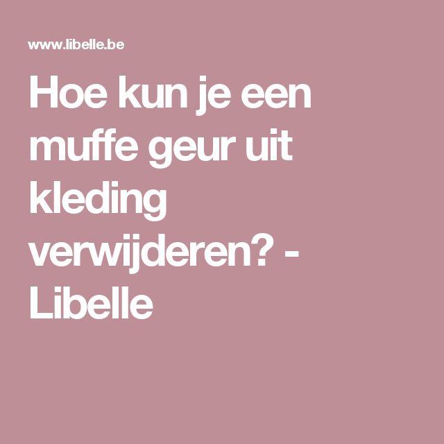 Hoe kun je een muffe geur uit kleding verwijderen? - Libelle
