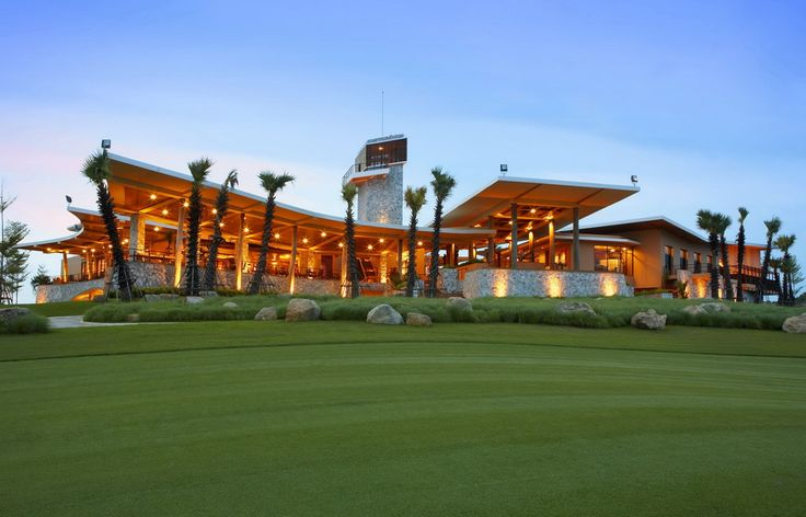 Siam Country Club Golf Course