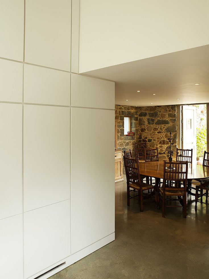 Complete Renovation Of Century Farmhouse And Living Area Extension Forming Courtyard Designed Built By Oliver Westgarth