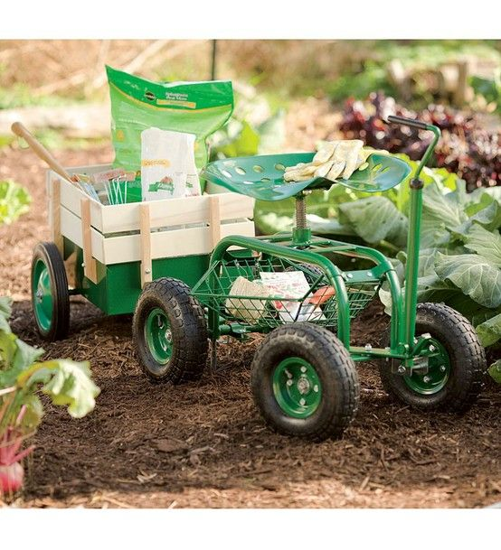 17 Best 1000 images about Garden Cart With Seat on Pinterest Gardens