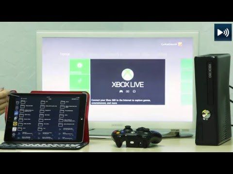 How to #stream video to #Xbox or #PS wirelessly with #iPhone, #iPad guide #howto