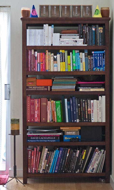 book books bookshelf colours-#20