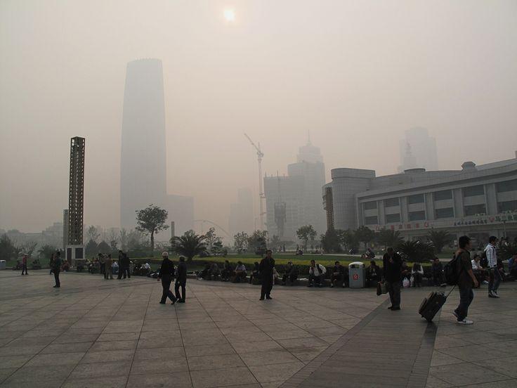 https://flic.kr/p/aupiiu | Tianjin Skyline