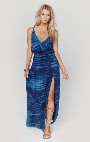 High Tide Maxi | Blue Life | Planet Blue