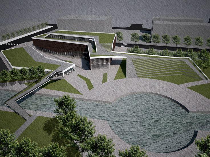 kolokyum.com - Galeri: 28048-Uşak Belediyesi Hizmet Binası Mimari Proje Yarışması