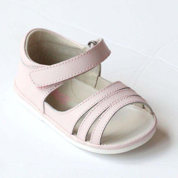 Angel Baby Girls Strappy Sandals