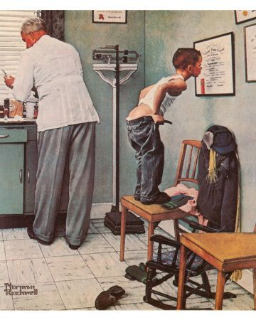norman rockwell | Norman Rockwell - Sus mejores obras, miralas!