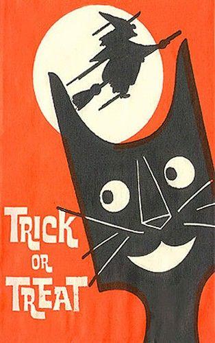 Vintage Retro Halloween
