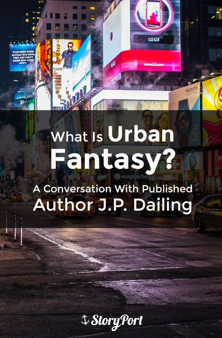 What Is Urban Fantasy?