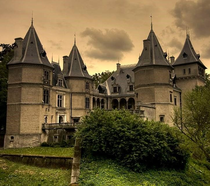 Goluchow Castle Poland