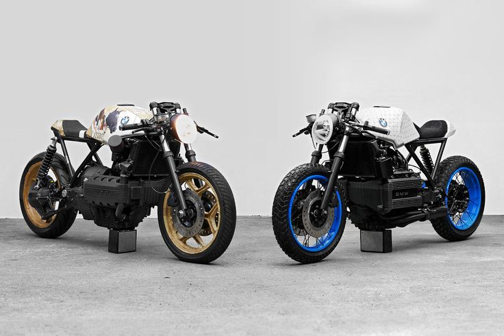 BMW K100 K101 Gatermann (and twin Edlinger) by Impuls