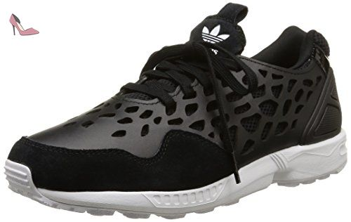 Adidas - Zx Flux Lace W - , homme, multicolore (core black/core black/ftwr white), taille 40.6666666666667 - Chaussures adidas (*Partner-Link)
