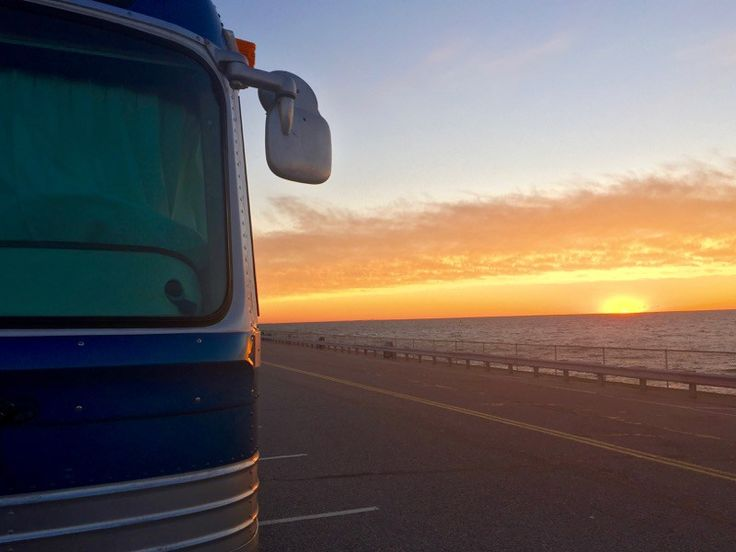 Routing North Via the Delmarva Peninsula: Chesapeake Bay Bridge-Tunnel RV Overnight Parking