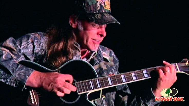Fred Bear Song by Ted Nugent - Mossy Oak