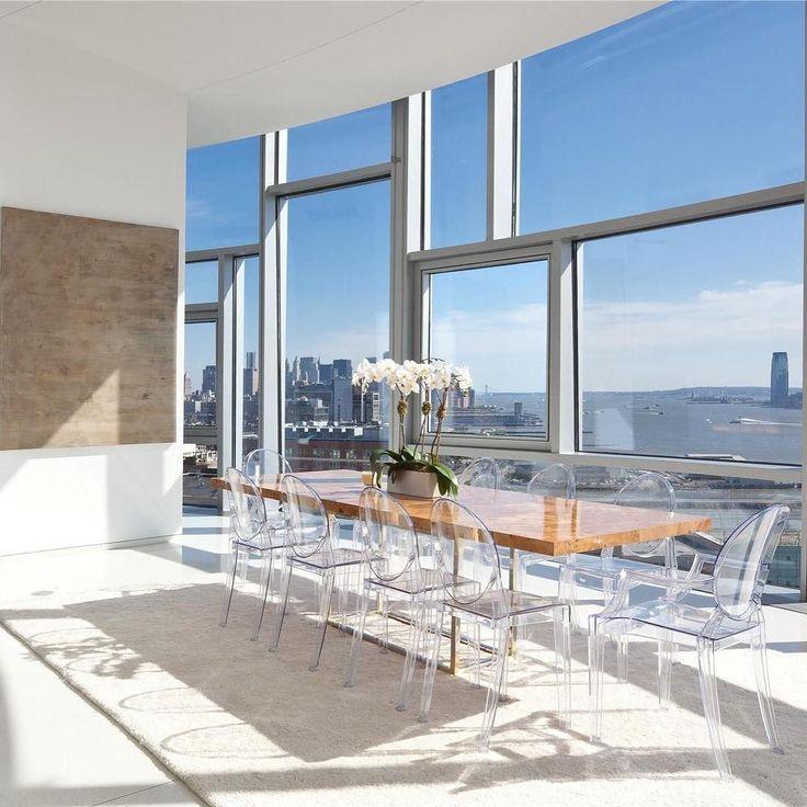 Luxury 100 Eleneth Avenue Penthouse in #Manhattan