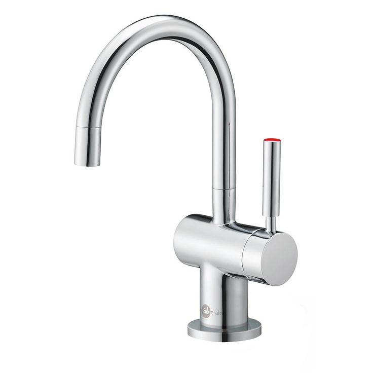 Instant Hot Water Dispensers, Indulge Series Faucets, Modern Hot Only | InSinkErator