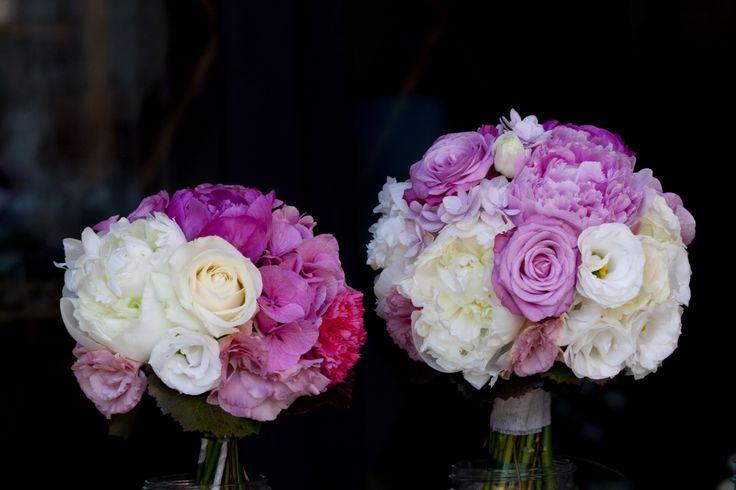 Emanuela: bouquet con peonie