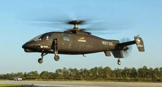 DCNewsroom: Video: Sikorsky S-97 Raider helicopter performs fi...