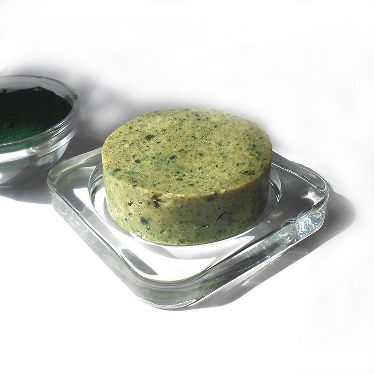 В моем магазине новинка - натуральное шампуневое мыло с пудрой водоросли спирулина - http://www.livemaster.ru/item…