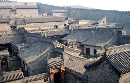 Top Five Chinese Houses You Cannot Miss to Experience Ancient Folk Customs - China culture