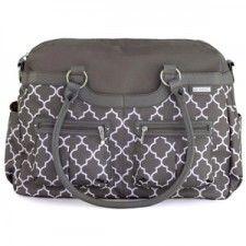 J.J. Cole - Diaper Bag Satchel