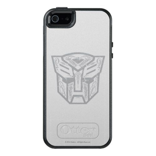 Autobot Decorative Symbol OtterBox iPhone 5/5s/SE Case
