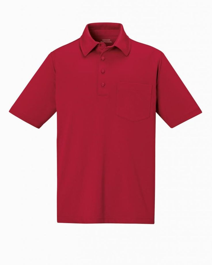 Big Mens Shift Snag Protection Plus Pocket Polo by North End